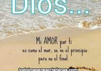 Imágenes Cristianas: Mi amor por Dios