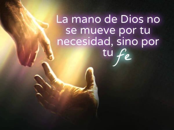 la mano de dios