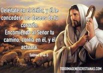 Encomienda al Señor tu camino; confía en él