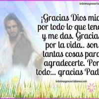 Imágenes de agradecimiento a Dios