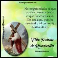 +10 Imágenes de Pascua Cristiana con versículos de la Biblia