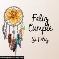 Imágenes de cumpleaños con atrapasueños