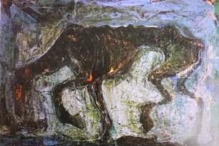 Horse / 1936 / oil / 96×141cm