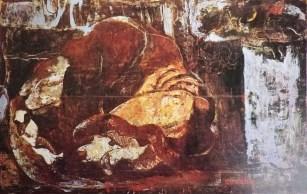 Lion / 1936 / oil / 145x228cm