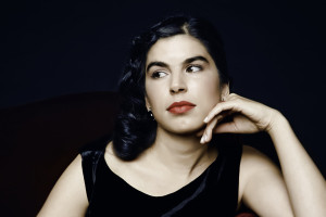 Esperanza Restucci, cantante lírica chilena.