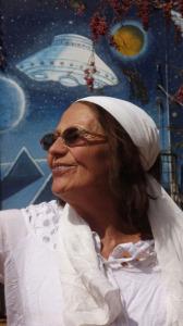 Silvia guerra, mística del Valle del Elqui (foto: Portal del Elqui)