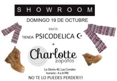 ¡Ven a participar del primer showroom!