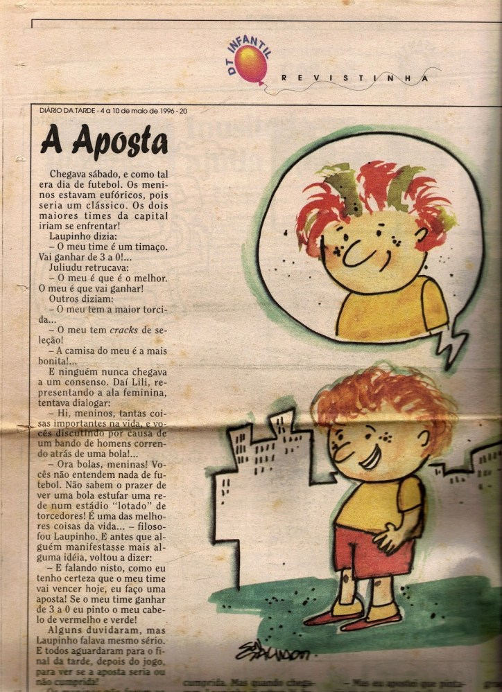 A aposta (2/2)