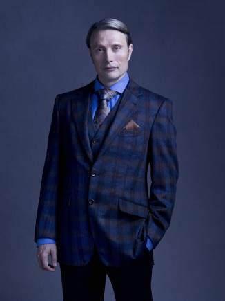 Mads Mikkelsen. Hannibal.