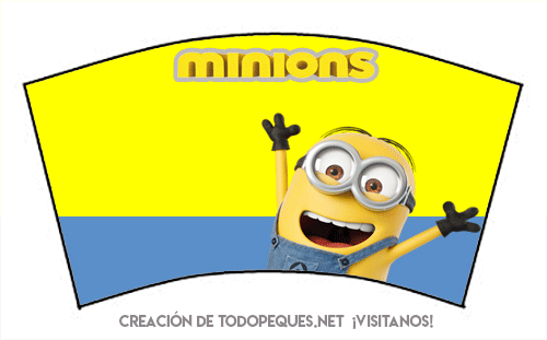 Minions Imprimibles