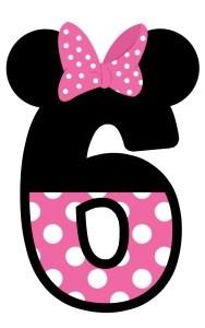 Minnie numero 6