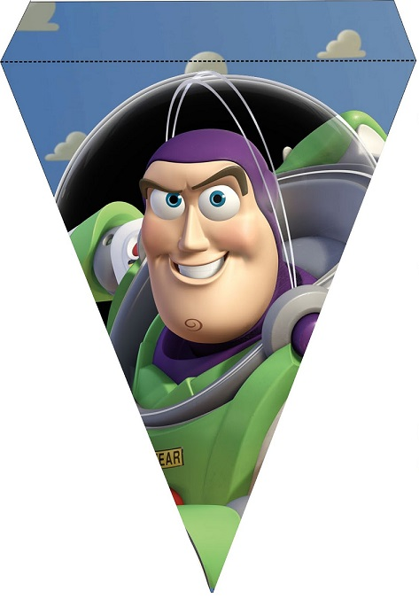 toy story banderines buzz
