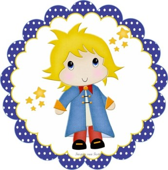 the little Prince stickers
