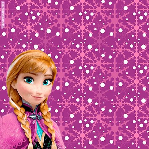 Marcos de Frozen Anna