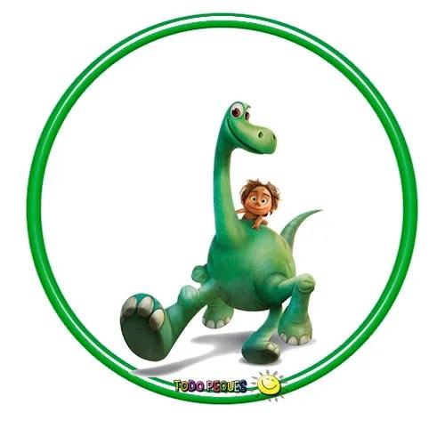 Etiquetas un Gran Dinosaurio.