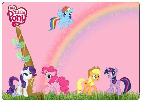 Kits Imprimibles de My Little Pony para descargar gratis