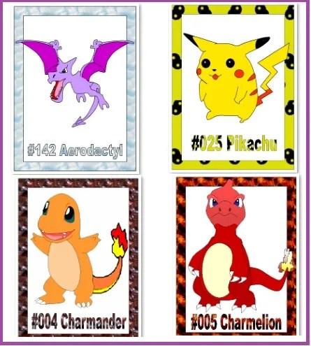 Imagenes de Personajes Pokemon nombres - Pokemones listado - pokemon posters imagenes para descargar