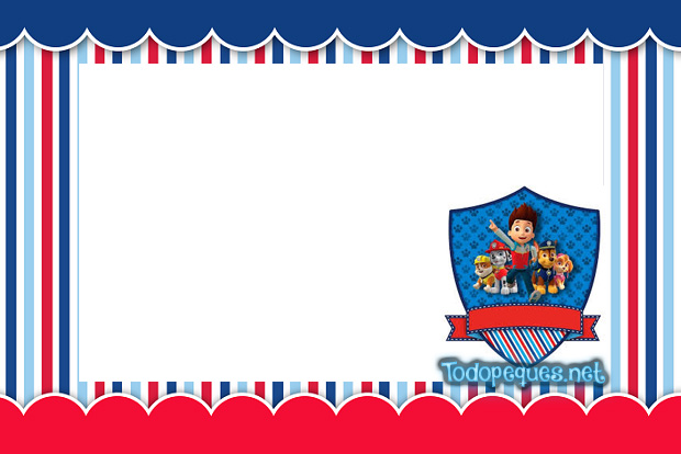 Paw Patrol Candy Wrappers