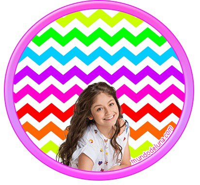 soy luna tags stickers