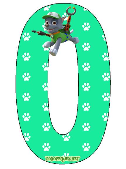 Rocky Paw Patrol Patrulla Canina