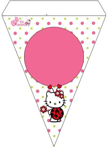 decoracion hello kitty