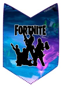 Kit Imprimible Fortnite gratis