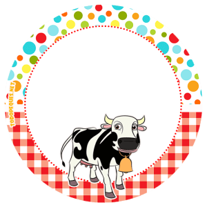 Vaca Lola Toppers - vaca lolca zenon decoracion cumpleanos