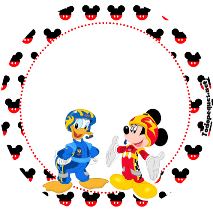Mickey & Donald printables free download