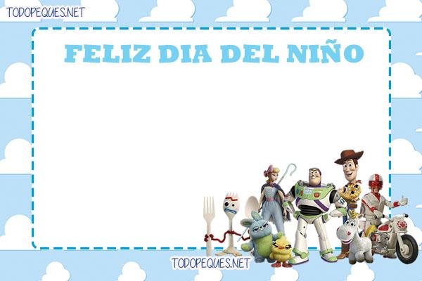 Marcos Feliz Dia del Nino