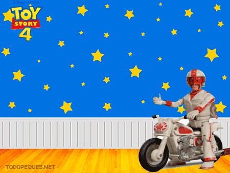 Toy Story 4 Duke Caboom