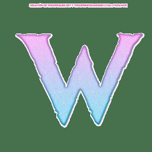 Frozen 2 Font Letters Alphabet