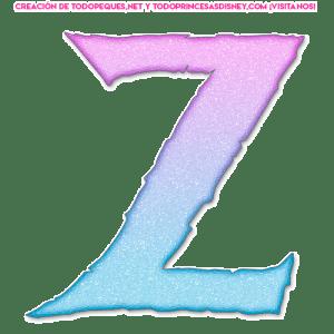 Alfabeto de Frozen 2