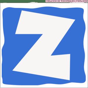 Letras de Bichikds para imprimir alfabeto