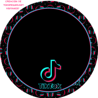 Kit Imprimible de Tik Tok Descarga gratis