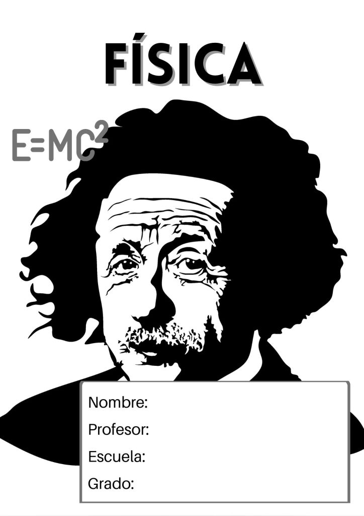 portada física Einstein