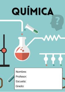 portadas de química
