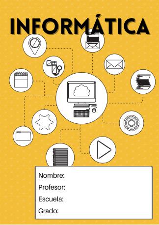 portada informática