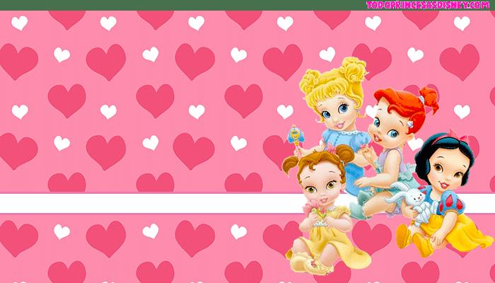 Disney Princess toddlers
