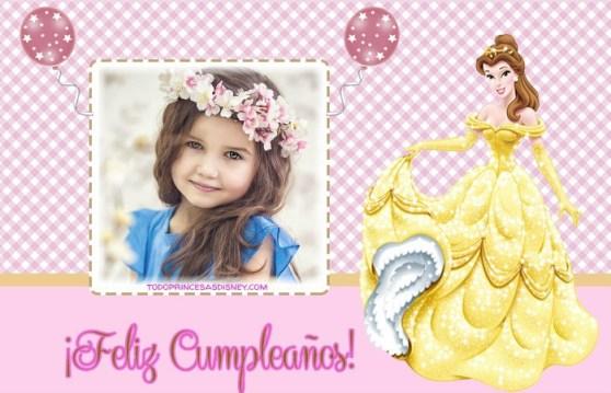 Feliz Cumpleanos Princesa
