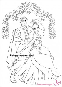 Dibujos De La Princesa Y El Sapo Archivos Princesas Disney