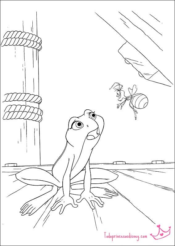 Dibujos De Tiana De La Princesa Y El Sapo Princesas Disney