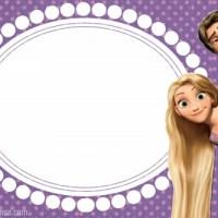 Imprimibles de Rapunzel gratis