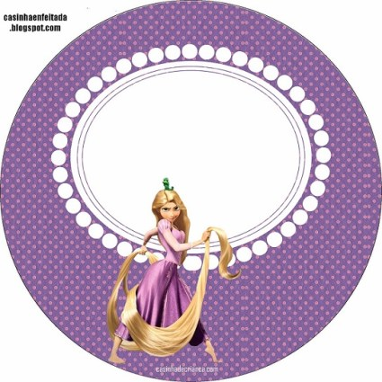 Tangled Printables free download