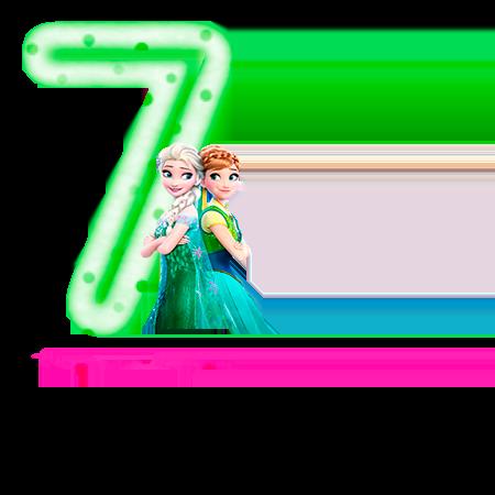 7 Frozen