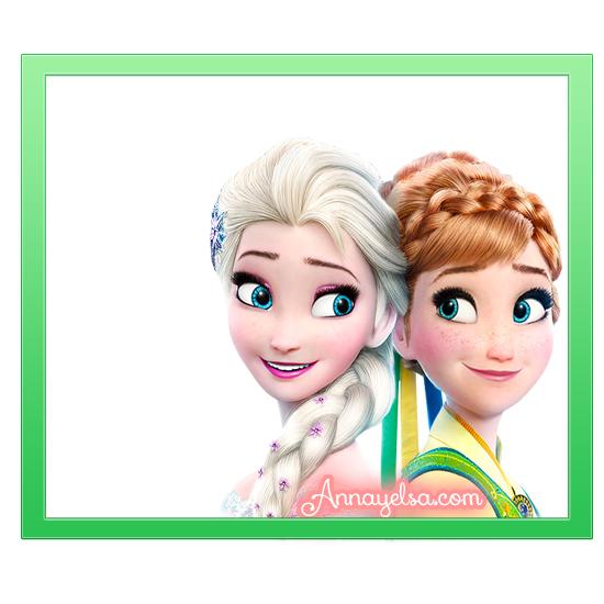 Stickers Frozen 2