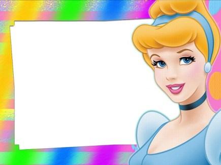 Imágenes, tarjetas, fondos de pantalla, invitaciones de cumpleaños Princesas Disney