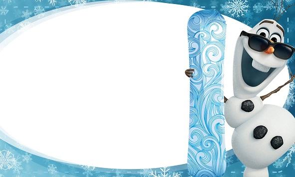 Etiqueta-Escolar-Personalizada-Olaf-Frozen- Stickers  cuadernos clase Frozen