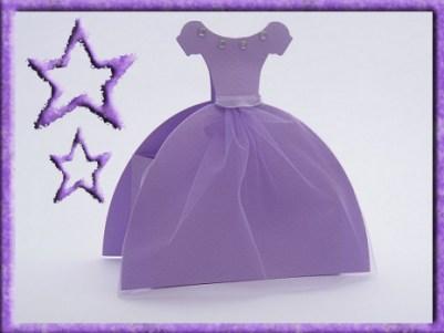 caja vestido princesa sofia