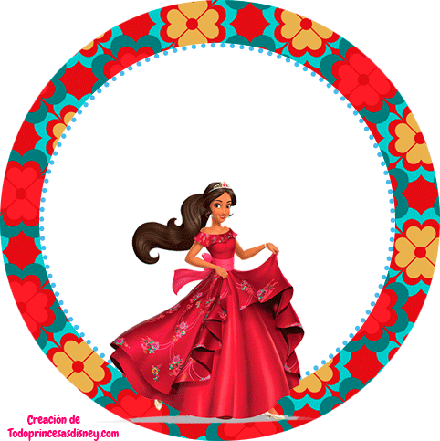 Elena of avalor printables free