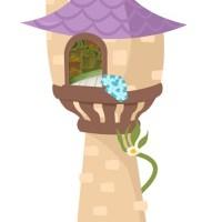 Enredados: Imágenes de la Torre de Rapunzel